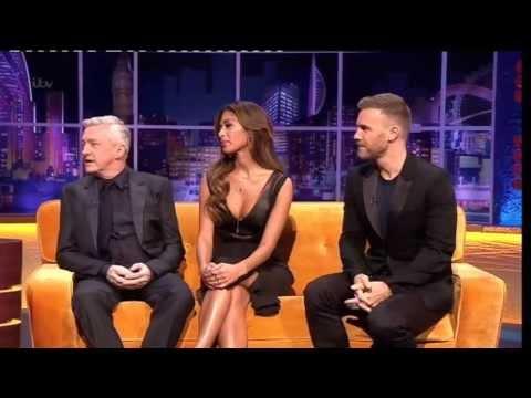 """""""Nicole Scherzinger"""" """"Louis Walsh"""" """"Gary Barlow"""" The Jonathan Ross Show  Ep 3.26 Oct 2013 Part 1/5"""
