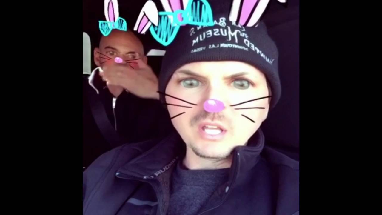 Ghost adventures snapchat