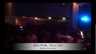 Ben Rivers play Alan Pride - Disco Girl (Mathieu koss remix)