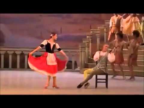Romeo and Juliet - Diana Vishneva and Vladimir Shklyarov - Mariinsky 2013 (1/3)