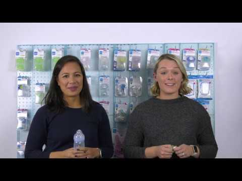 Video Produced for MAM - Product Overview for Bottles and Pacifiers