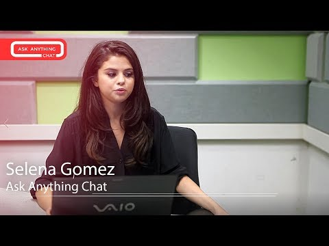 Selena Gomez Talks About Taylor Swift, Pickles & Hot CHEETOS. Full Chat Here