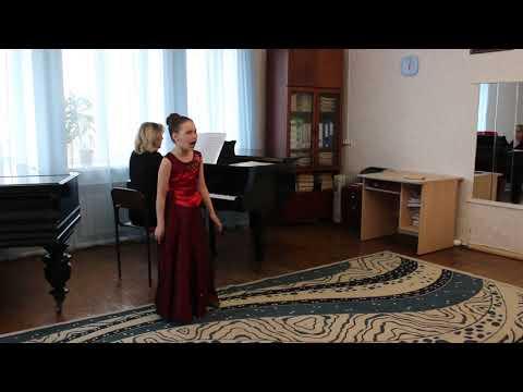 "Толмачева Мария, 3 класс ""Ябеда-Корябеда"" из к/ф ""Чехарда"""