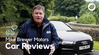 Audi A6 Avant Review | Mike Brewer Motors
