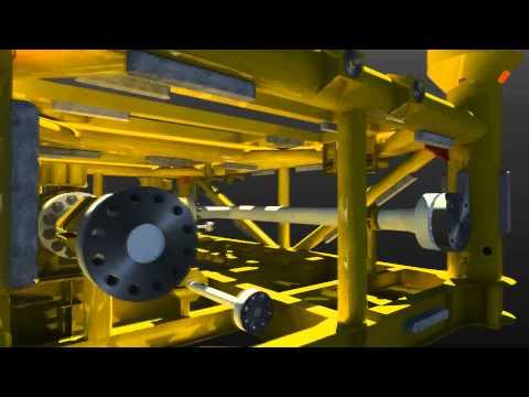 Subsea Structure 3D Laser Scan to Model - Digital Surveys