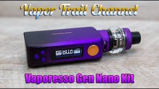 Vaporesso Gen Nano - Gręat Little Kit!