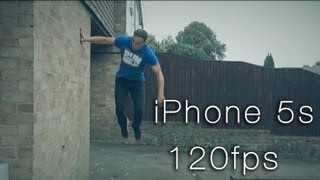 iPHONE 5S 120FPS FREE RUNNING Freedom Through Movement