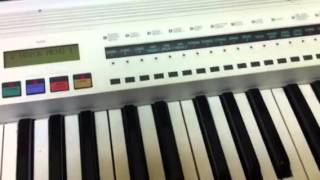 YAMAHA ELECTONE HS-8 Re-discovery