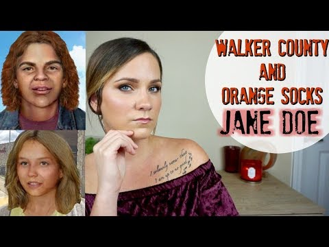 "JANE DOE | Walker County and ""Orange Socks"""