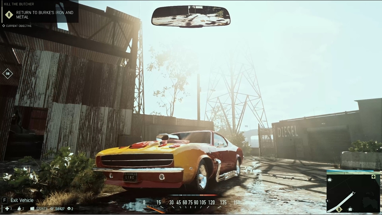 MAFIA 3! - REALISTIC MODE WITH RESHADE (4k 60 fps) by Epic Gaming