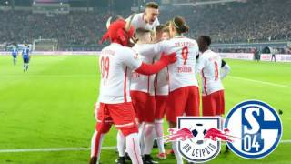 Video Gol Pertandingan RB leipzig vs Schalke 04