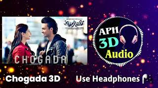 Chogada 3D Audio Song | Loveratri | APH 3D Audio