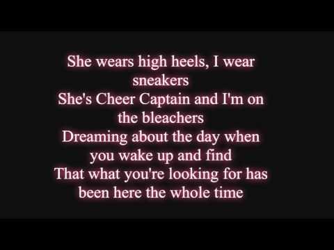 Taylor Swift You Belong With Me Lyrics