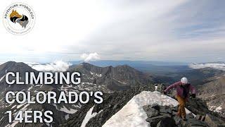 WHY YOU SHOULD CLIMB THE 4th HIGHEST PEAK IN COLORADO | BLANCA PEAK | ADVENTURE HYDROLOGY | COLORADO