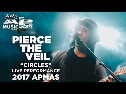 APMAs 2017 Performance: PIERCE THE VEIL perform