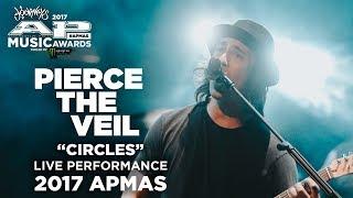 "APMAs 2017 Performance: PIERCE THE VEIL perform ""CIRCLES"""