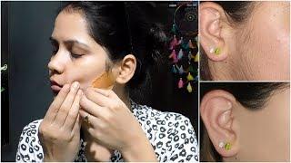 ❌No besan ❌No Gelatine *New* Remove Facial Hair PERMANANTLY At Home   TipsToTop By Shalini