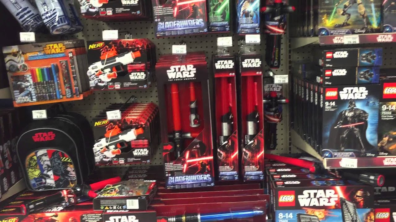 Toys Are Us Star Wars : Star wars force friday feature wall at toys r us medway