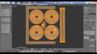 Separating Plated .stl Objects in Blender for 3D Printing