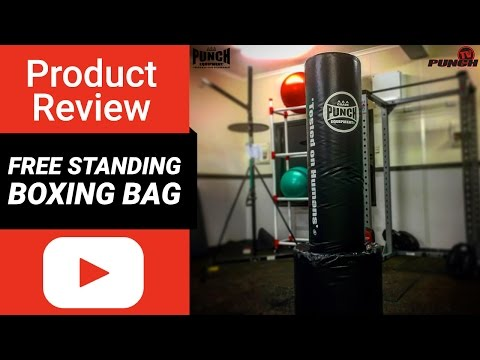 Free Standing Boxing Bag Review - Punch® Equipment