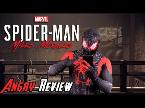 Spider-Man: Miles Morales - Angry Review