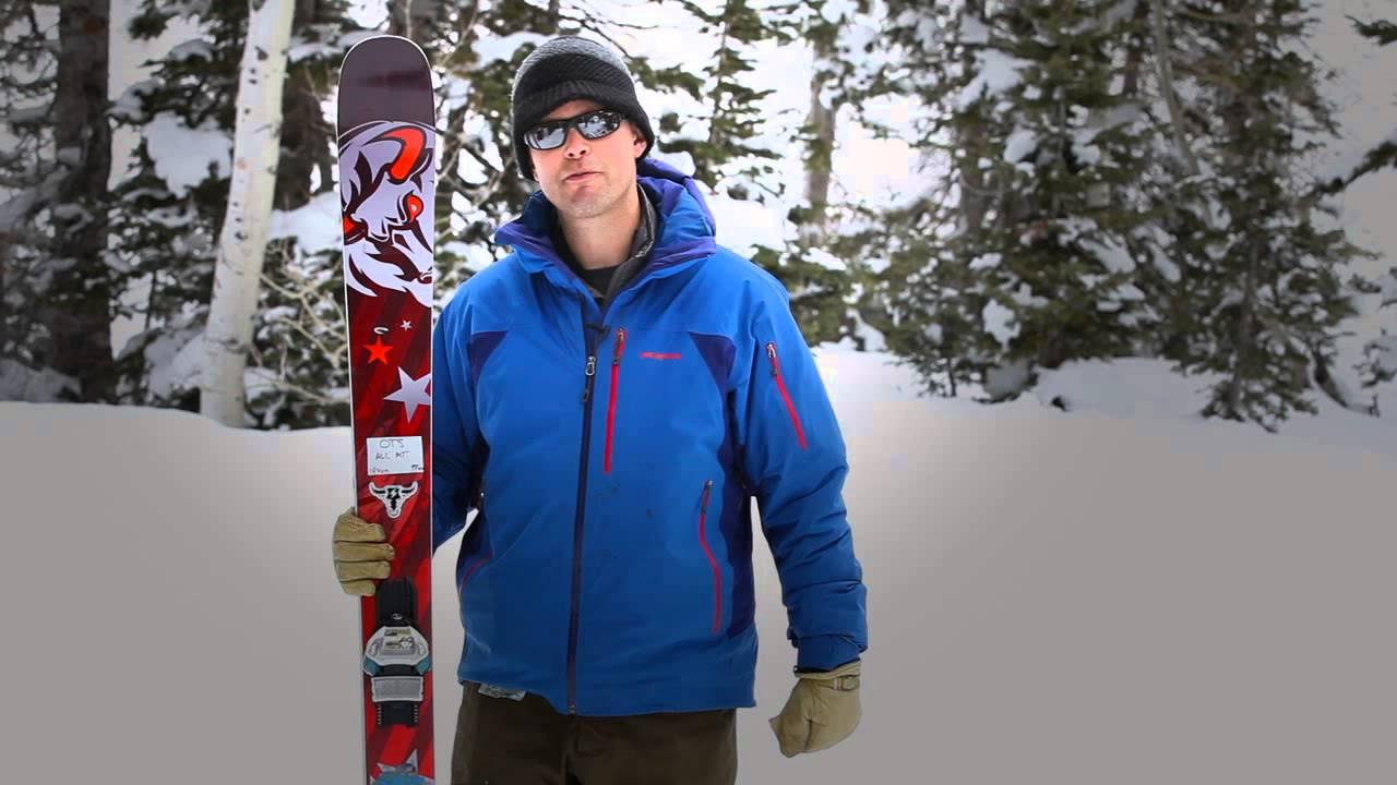 2014 Blizzard Bonafide Ski Overview