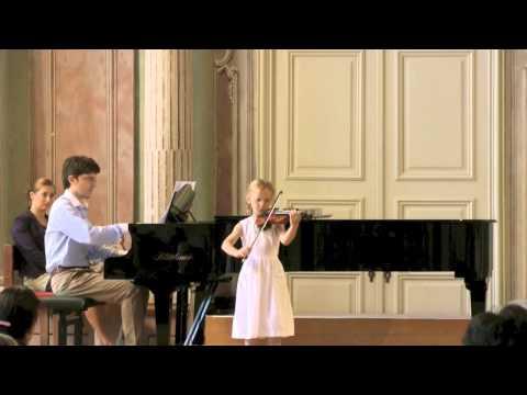 F.Seitz, Violinkonzert G-Dur, 3.Satz - http://www.austrian-master-classes.com