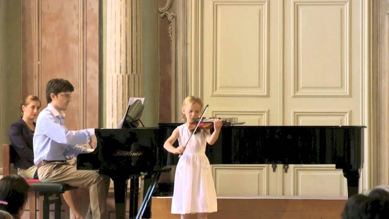 F.Seitz, Violinkonzert G-Dur, 3.Satz