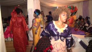 Affou Keita & the West Africains Wedding in NYC