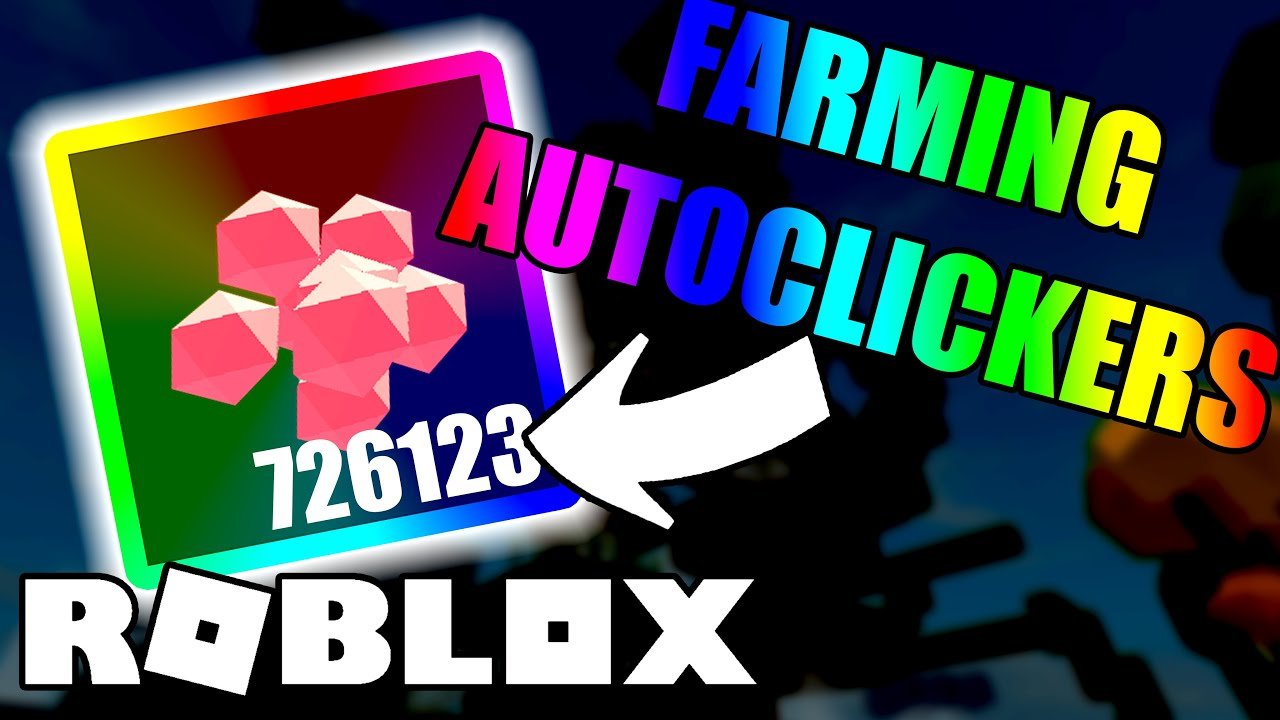 Best Skyblock Autoclickers For Farming Download Links Roblox