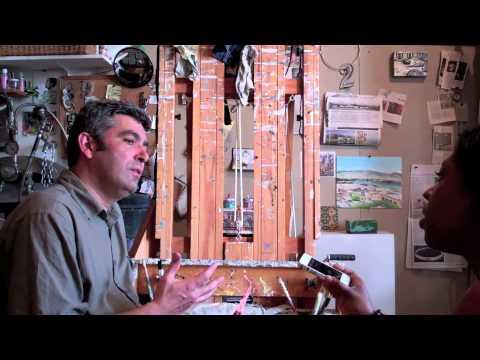 The World: Portuguese-American Artist José L. Santos