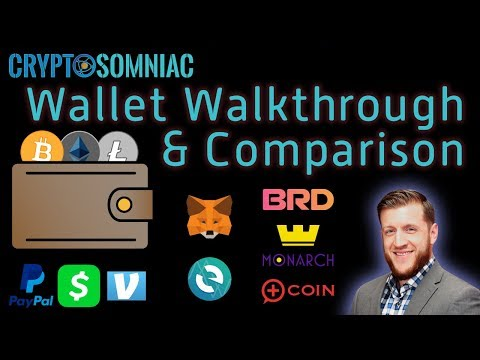 What's The Best Crypto Wallet? How To Store, Send, Spend Tutorial