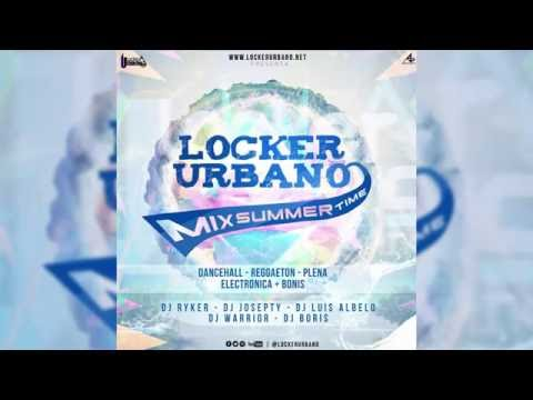 Locker Urbano Mix Panama 2016 - Mix Summer Time Carnavales 2016 Reggae Dancehall by dj ryker