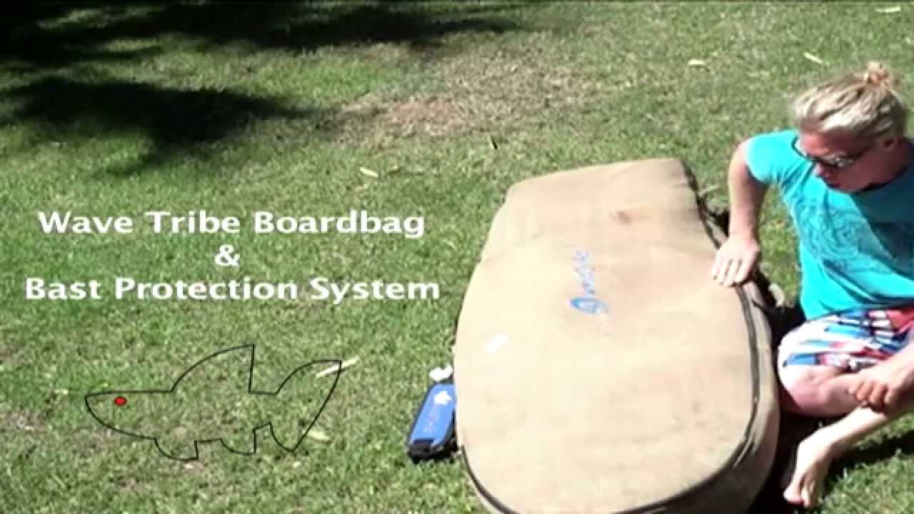 01890759fd How To Pick A Boardbag | Surfboard Bag 101 - Wave Tribe | Share The ...