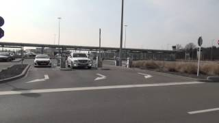 Aeroporto / Aéroport de Luxembourg Findel. (HD) Partie 3/3