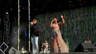 Miriam Bryant & Markus Kronegård - O A O A E Vi E Förlorare (Live Way Out West 2018-08-10)