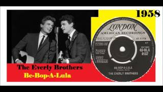 Watch Everly Brothers BeBopALula video