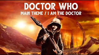 Dr Who /I Am The Doctor - Metal Guitar Cover - HD