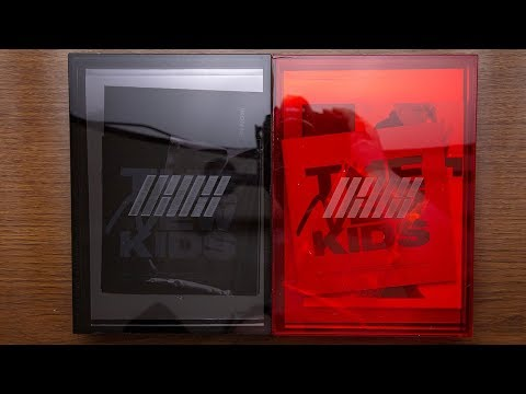 Download Unboxing Ikon New Kids Repackage Album Red Version