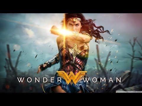 Wonder Woman - Unstoppable (Sia)