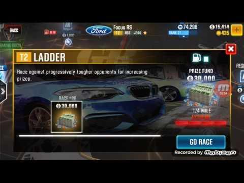 CSR Racing 2 - Tier 2 Ladder Race #28