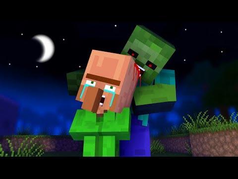 Villager Life - Minecraft Animation - Лучшие приколы  Самое