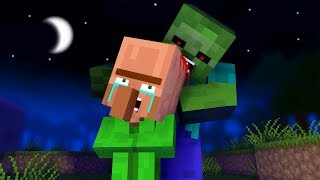 - Villager Life Minecraft Animation