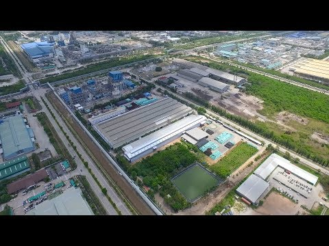 Thai Wire factory in Thailand