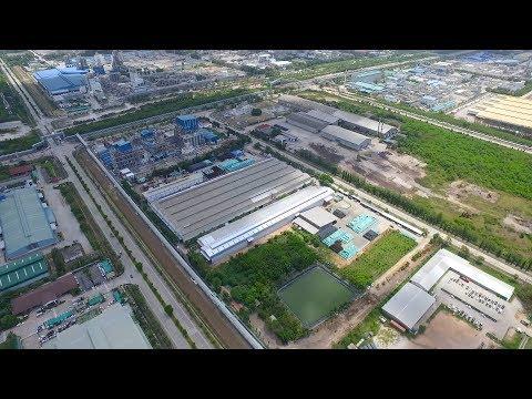 Thai Wire factory in Thailand