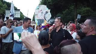 Demo 01.08.2020 Berlin Schiffmann und Schulte