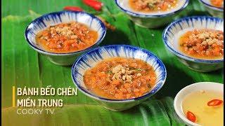 #CookyVN - Cách làm BÁNH BÈO CHÉN MIỀN TRUNG ngon tuyệt - Cooky TV