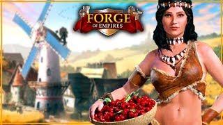 обзор на веб игру Forge of Empires/ ФИШКИ И СТРАТЕГИИ