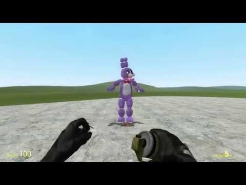 Mi Primer Video con addons /garris'mod