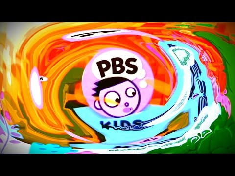 PBS Kids Logo Effects - Under The Sea
